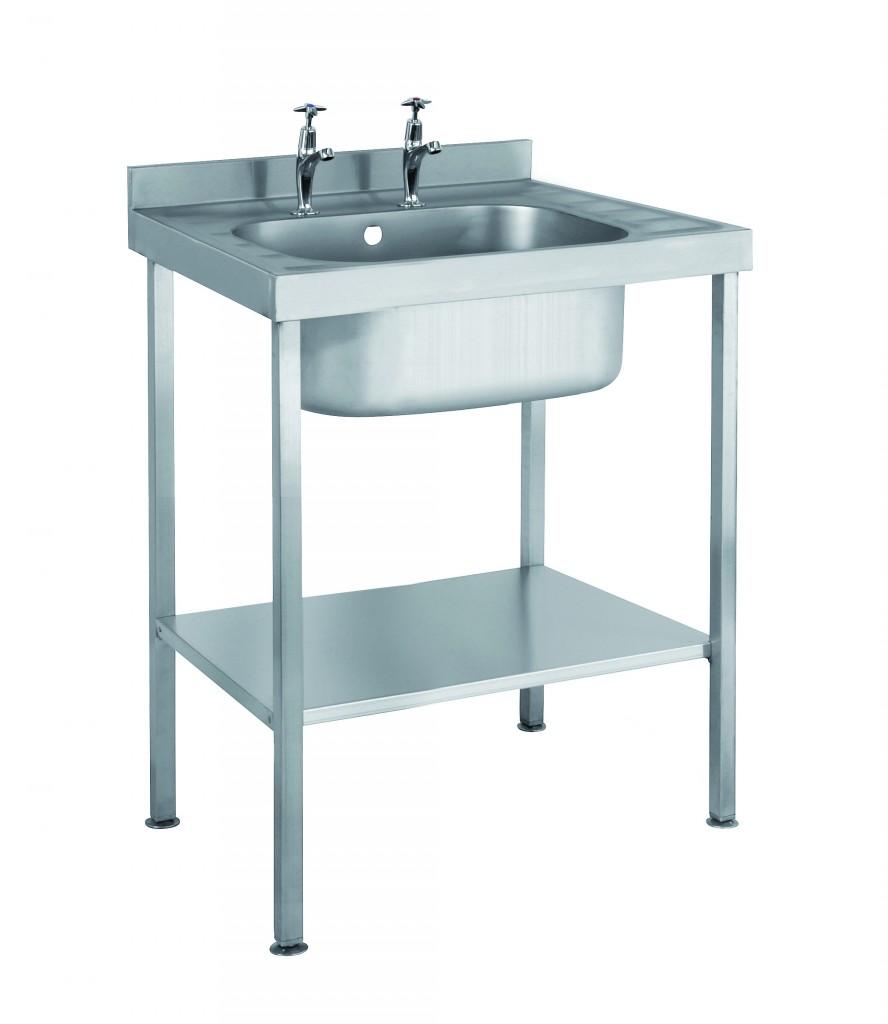 Sale Stainless Steel Assembled Sink Single Bowl No Drainer U2013 SINKSBND